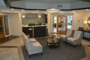 Medina Meadows lounge room